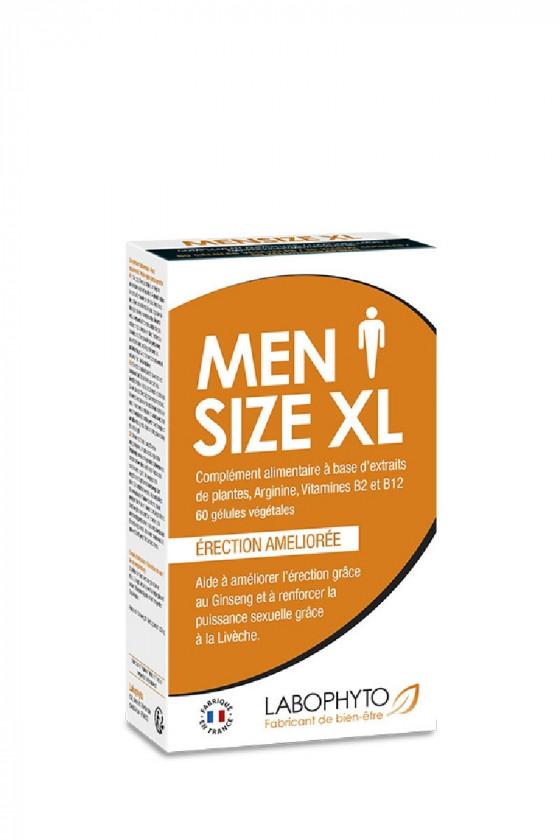 MENSIZE XL 60 gélules...