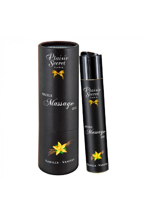 Huile de massage Gourmande Plaisir secret