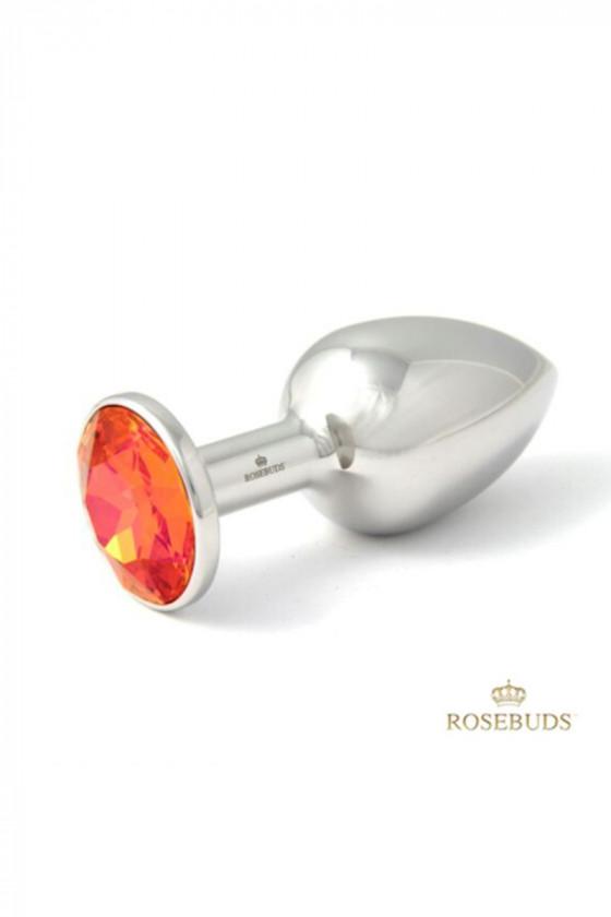 Rosebuds Plug Inox Taille M