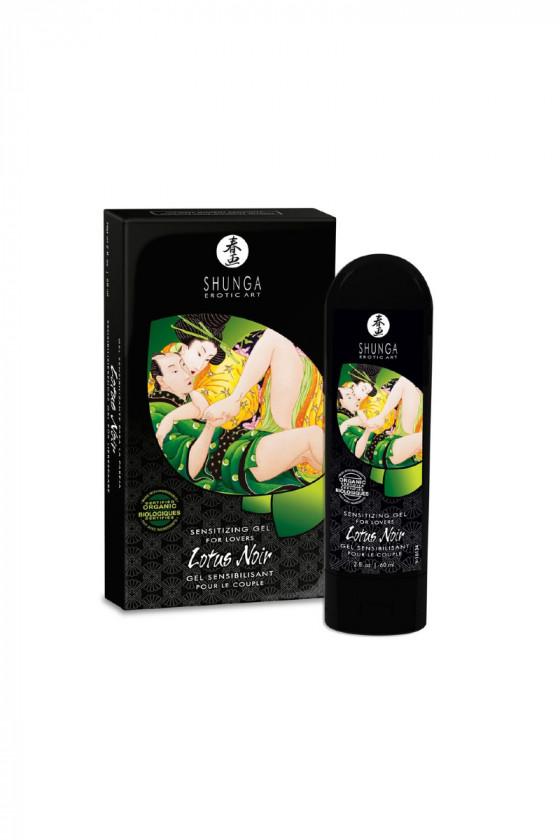 Gel Stimulant Lotus Noir...