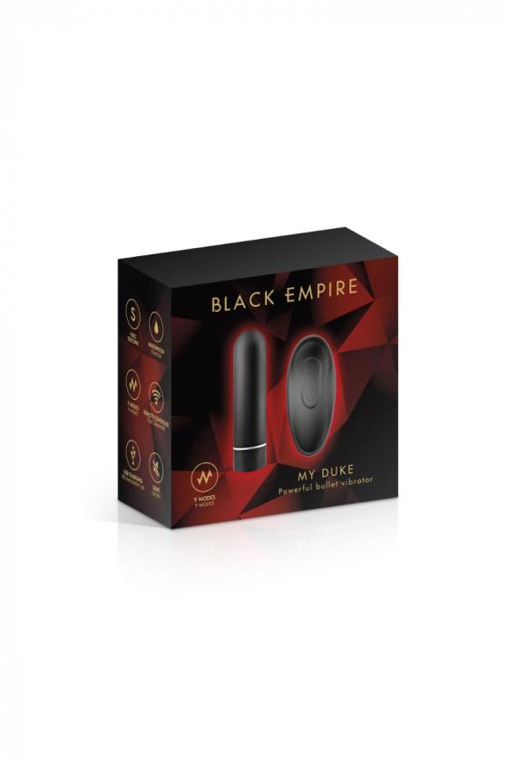 Bullet avec télécommande My Duke Black Empire