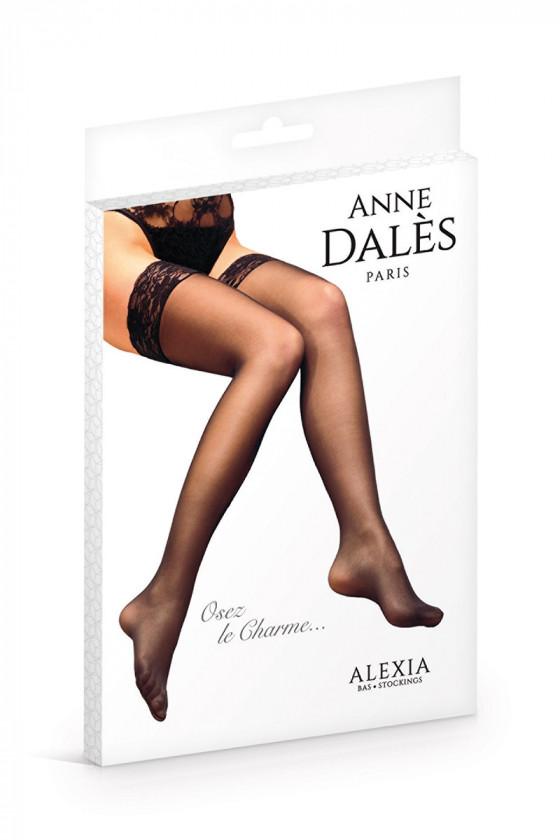 ANNE DALES Bas Autofixant Alexia