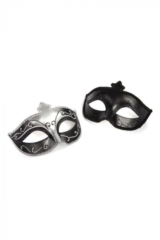 """Masks on"""" Fifty Shades of..."""